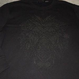Sean John Lion sweater